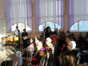 75-летие полного освобождения Ленинграда от фашистской блокады