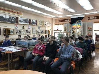 Пролетарский завод 03.04.2019